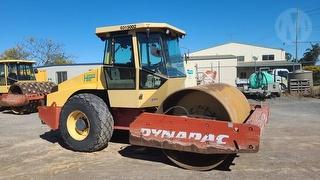 Dynapac CA362D Roller (Compactor) Photo