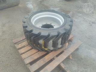Outrigger EWP Wheel Photo