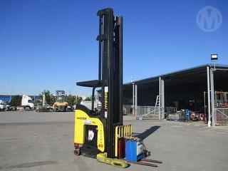 2012 Hyster N45ZR-22.5 Forklift (Reach) *Has Key* Photo