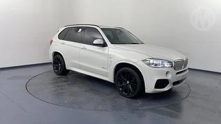 2014 BMW X5 F15 xDrive50i 5D SUV Photo