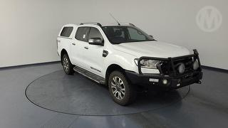 2018 Ford Ranger PX MKII Wildtrak 3.2D 4WD 4D Dual Cab Utility Photo