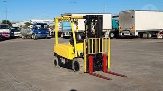2018 Hyster J3.0XN Forklift (GP) Photo
