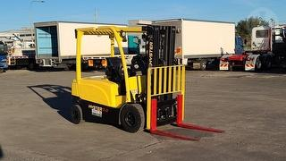 2019 Hyster J3.OXN Forklift (GP) Photo