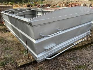 Grain Extensions to Suit Dog Trailer Photo