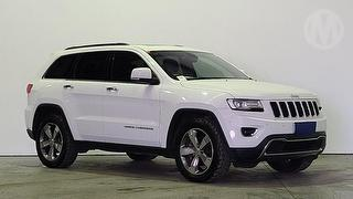 2014 Jeep Grand Cherokee WK Limited 5D S/Wagon Photo
