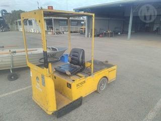 2007 Taylor Dunn SC1028 Electric Cart (Industrial Photo