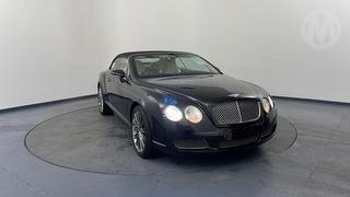 2008 Bentley Continental GTC 2D Cabriolet Photo
