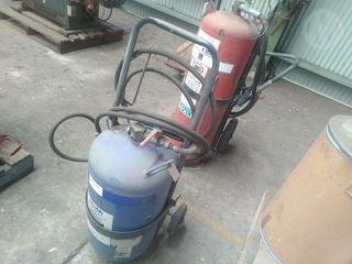 Custom Fire Extinghishers Workshop Equipment (GP) Photo