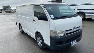 2006 Toyota Hiace 200 SER LWB 6.0 Van (wa) GVM 2,800kg Photo