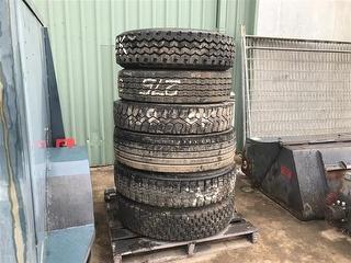 Riverlan F958 Tyres Photo
