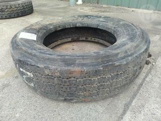 Chencshan CST56 275/70/22.5 Tyres Photo