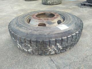 Hankook F26A Tyres Photo