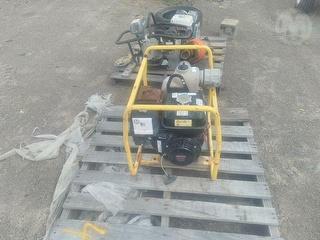 Wacker Neuson PT3 Pump Photo