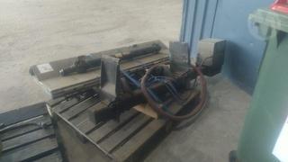 2011 GTS Tailgate Loader ATK-509 St/al Workshop Equipment (GP) Photo
