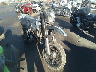 Suzuki DR # Z400 SM Motorcycle Photo