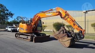 2013 Doosan DX140LCR Excavator Photo
