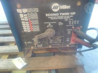 Miller Econo Twin HF Welder (Electric) Photo