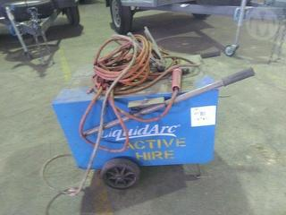 Liquidarc PROMAX401 Welder (Electric) Photo