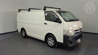 2011 Toyota Hiace 200 LWB 4D Van Photo
