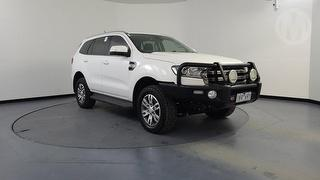 2017 Ford Everest UA Trend 4WD 5D S/Wagon Photo