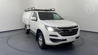 2017 Holden Colorado RG LS 2D Cab Chassis Photo