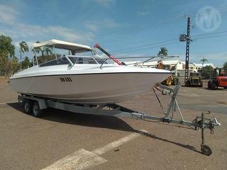 Jenks Sports Boat Photo