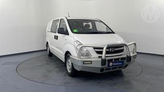 2012 Hyundai Iload TQ Crew VAN 6D Van Photo