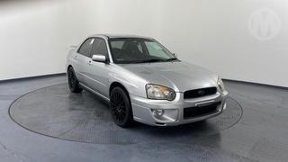2003 Subaru Impreza RS 4D Sedan Photo