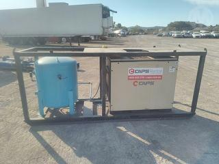 2008 Ingersoll Rand up 15 8 Rotary Screw Compressor Compressor (Industrial) Photo