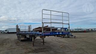 1987 Freighter ST3 Flat Top Trailer Photo
