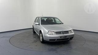 2003 Volkswagen Golf Generation 5D Hatch Photo