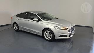 2018 Ford Mondeo MD Ambiente 4D Hatch Photo