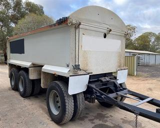 2006 RMJ S Tipping Trailer Photo