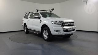 2018 Ford Ranger PX MKII XLT 3.2D 4WD 4D Dual Cab Utility Photo
