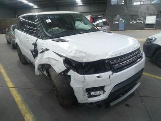 2014 Land Rover Range Rover Sport TDV6 SE S/Wagon Photo