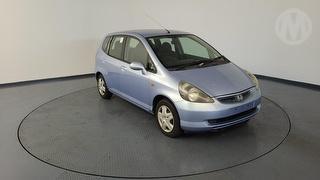 2004 Honda Jazz GLi 5D Hatch Photo