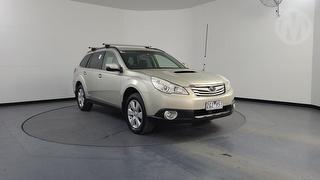 2012 Subaru Outback Premium 5D S/Wagon Photo