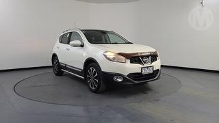 2013 Nissan Dualis III J10 Ti-L 5D S/Wagon Photo