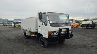 1996 Isuzu N-series NPS 300 4X4 Service Truck GVM 6,000kg Photo