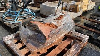 Pallet of Unknown Transmission Photo