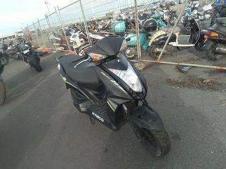 2020 Kymco 125 Agility Motorcycle Photo