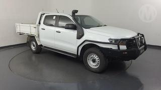 2018 Ford Ranger PX MKII XL 3.2D 4WD 4D Dual Cab Chassis Photo