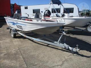 2014 Redco Single Trailer (Boat) ATM 740kg Photo