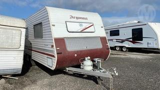 2003 Argonaut Model 2 Caravan Caravan ATM 1,310kg Photo
