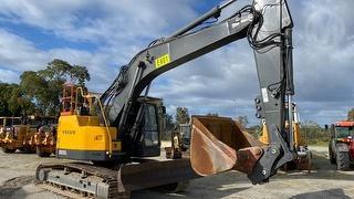 Volvo ECR235CL Excavator Photo