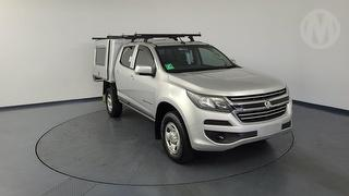 2016 Holden Colorado RG LS 4D Dual Cab Chassis (Qfleet) Photo