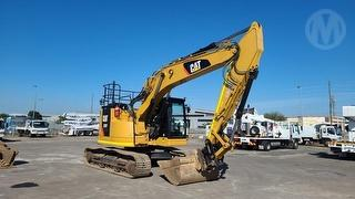 2017 Caterpillar 325 FLCR Excavator F/W Trimble GPS Photo