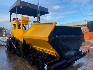Bitelli BB640 Paver With Spare Auger, Transmission And Sensors Photo