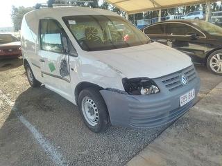 2009 Volkswagen Caddy Van Photo
