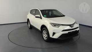2017 Toyota Rav 4 A4 GX ZSA42R 5D 4x2 (QFleet) Photo